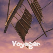 「Voyager」ジャケ風