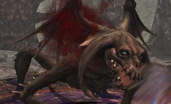 ユグホトの岩屋で待つのは「Dread Dragon」です