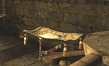 ハンモックの上で寝てみたいなぁ
