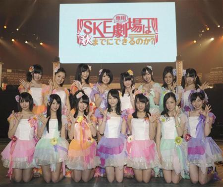SKE48松井珠理奈復帰