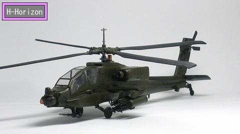 ヒューズ アパッチ AH-64