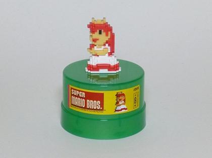 DyDoオリジナル スーパーマリオブラザーズ ドットフィギュアコレクション ピーチ