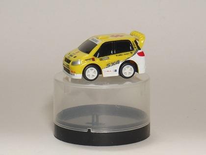 ワンダWRCラリージャパン公認プルバックカーコレクション スズキSX4WRC