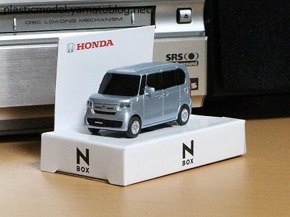 N-BOX LEDカーキーホルダー