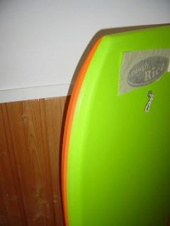 カスタムオーダー ボディボード ラフライス