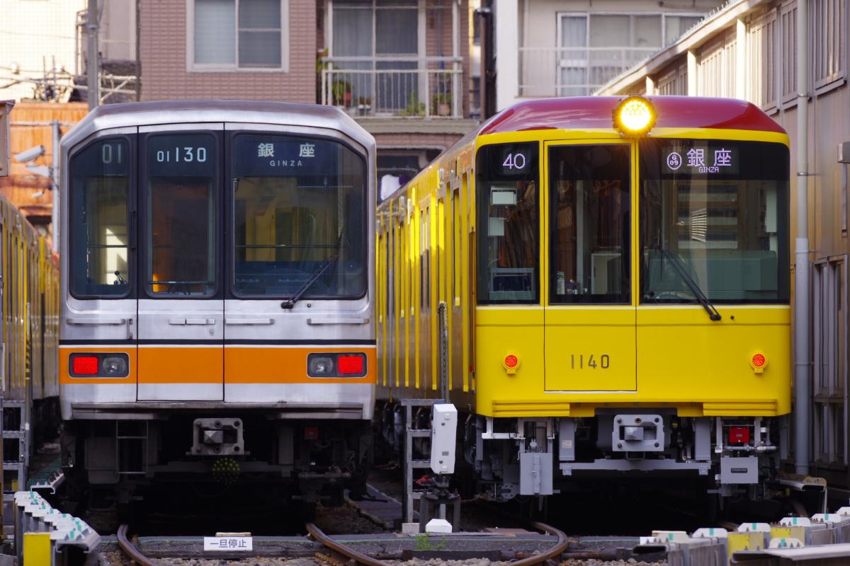 01系+1000系特別仕様車