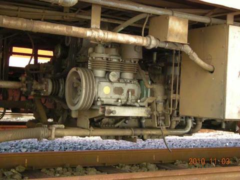 キハ101 エンジン