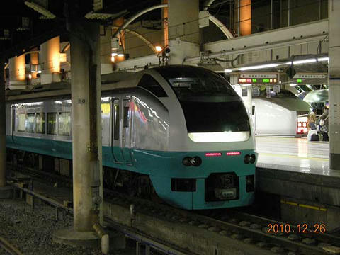 E653系&651系