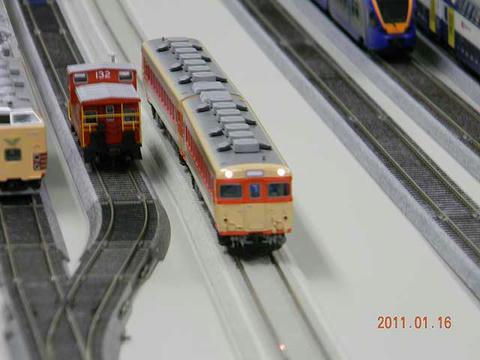 アルテリオ運転会2011年1月