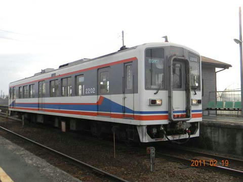 キハ2202