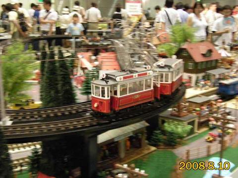 国際鉄道模型コンベンション2008