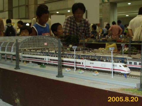 国際鉄道模型コンベンション2005