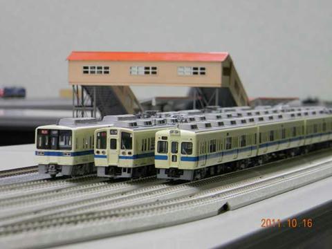 アルテリオ定例運転会・11年10月