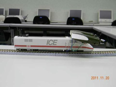 高速試験車両