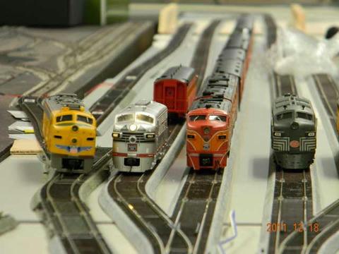 アルテリオ2011年12月運転会