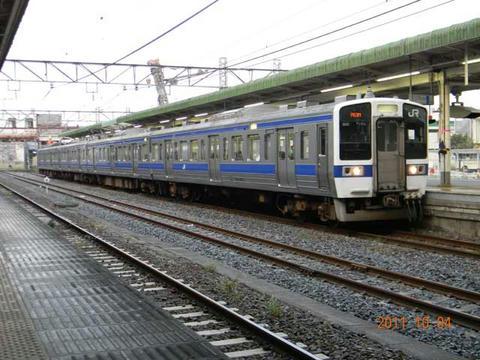 水戸線415系1500番台