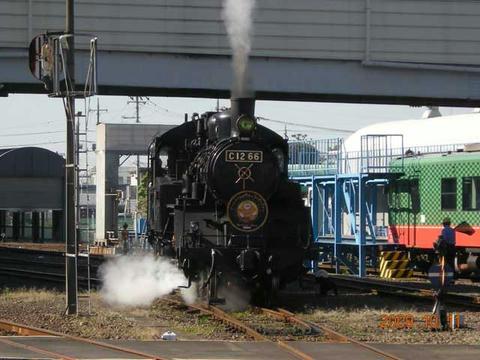 真岡駅「C12」