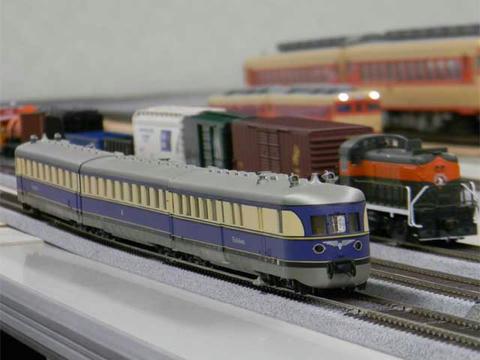 アルテリオ定例運転会・12年2月