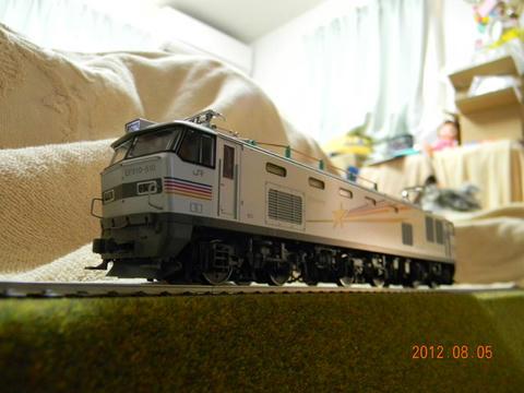 EF510 500番台 カシオペア塗色(HO/16番)