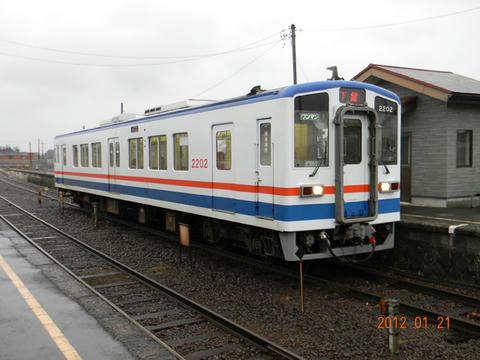キハ2202(新塗色)