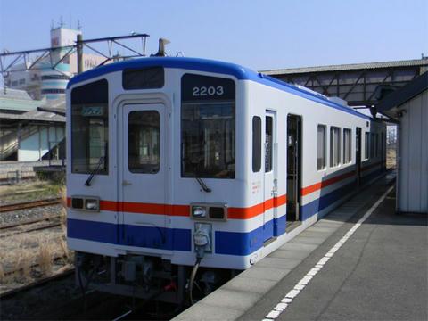 キハ2203(新塗色)