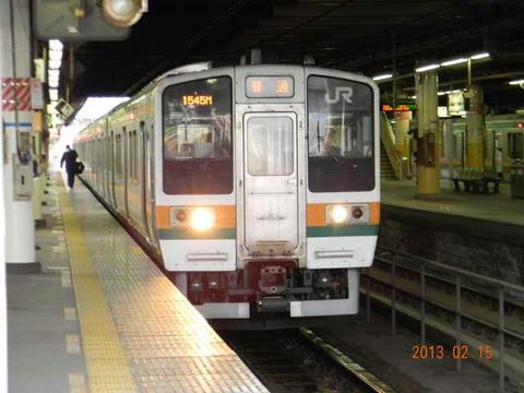 211系(JR宇都宮線)