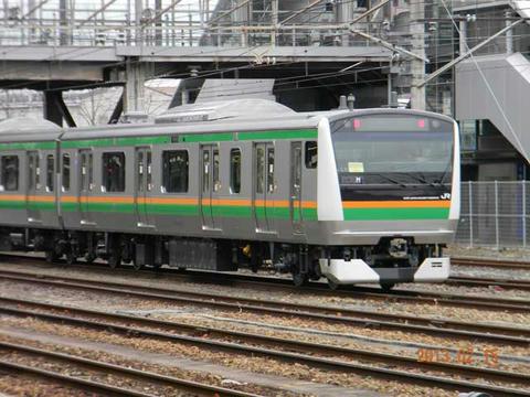 E233系(JR宇都宮線)