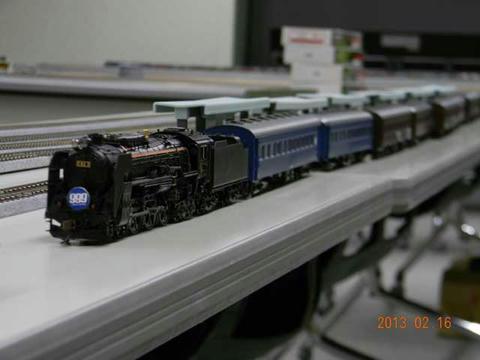 アルテリオ定例運転会・2013年2月