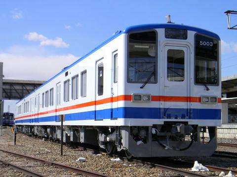 「キハ5000形」(2次車)