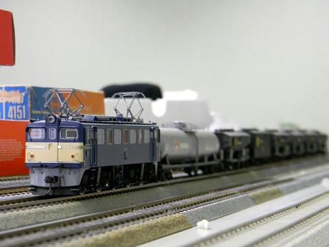 アルテリオ定例運転会・2014年10月