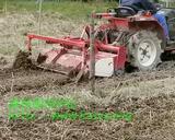 畑の土作り