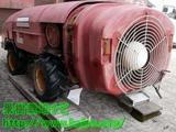 スピードスプレーヤーのエンジンオイルの交換方法