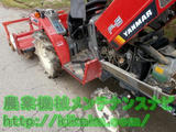 トラクターのオイルエレメント交換方法