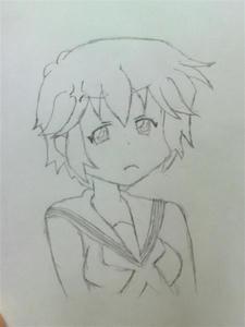 んー(-∀ー#)