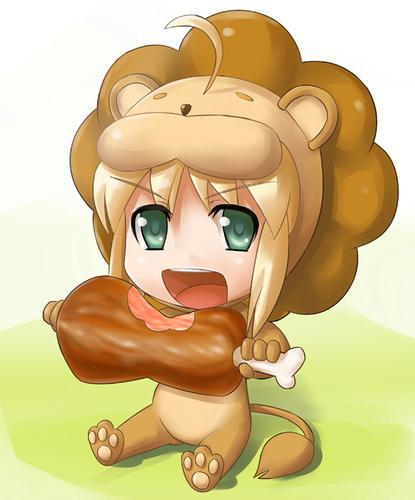 セイバーライオン