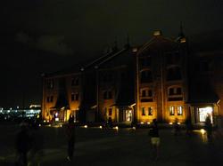 横浜 赤レンガ 倉庫