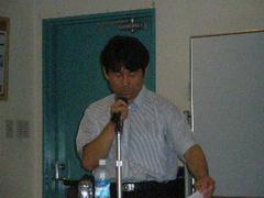 記念講演 北澤さん