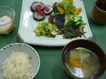 「シルクロードと精進料理」講座