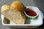 市野さんのパンと苺