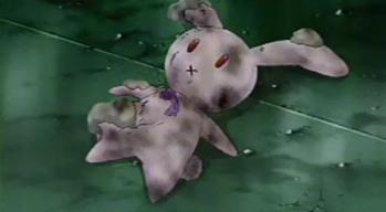 ヴィヴィオの人形