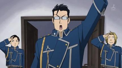 ヒューズ中佐・・・(´・ω・`)