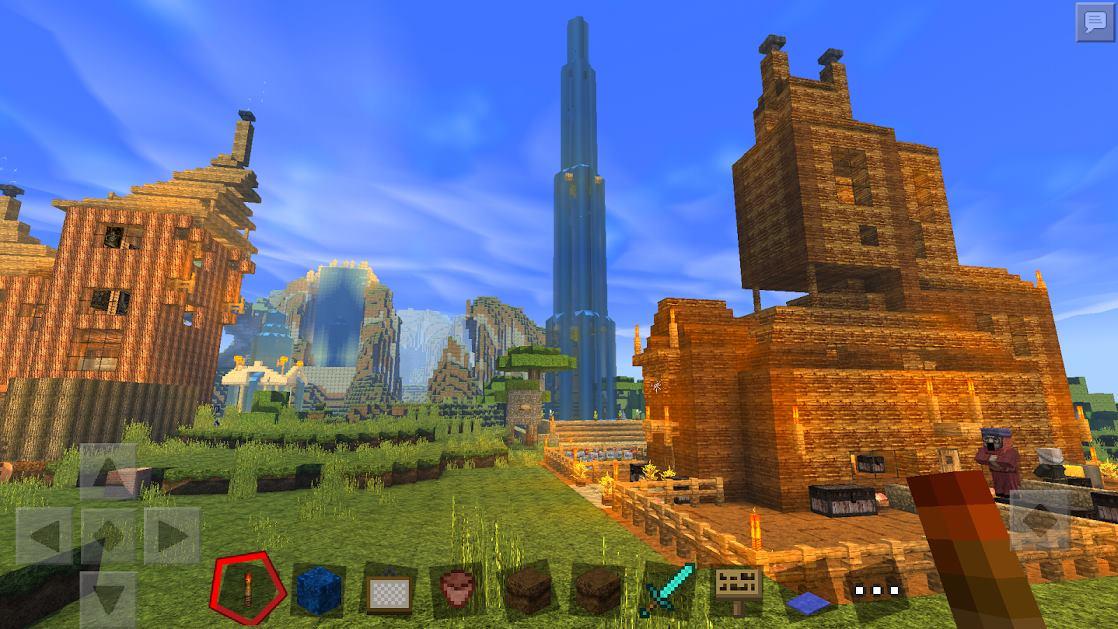 Minecraft建物