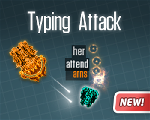 Typing Attack
