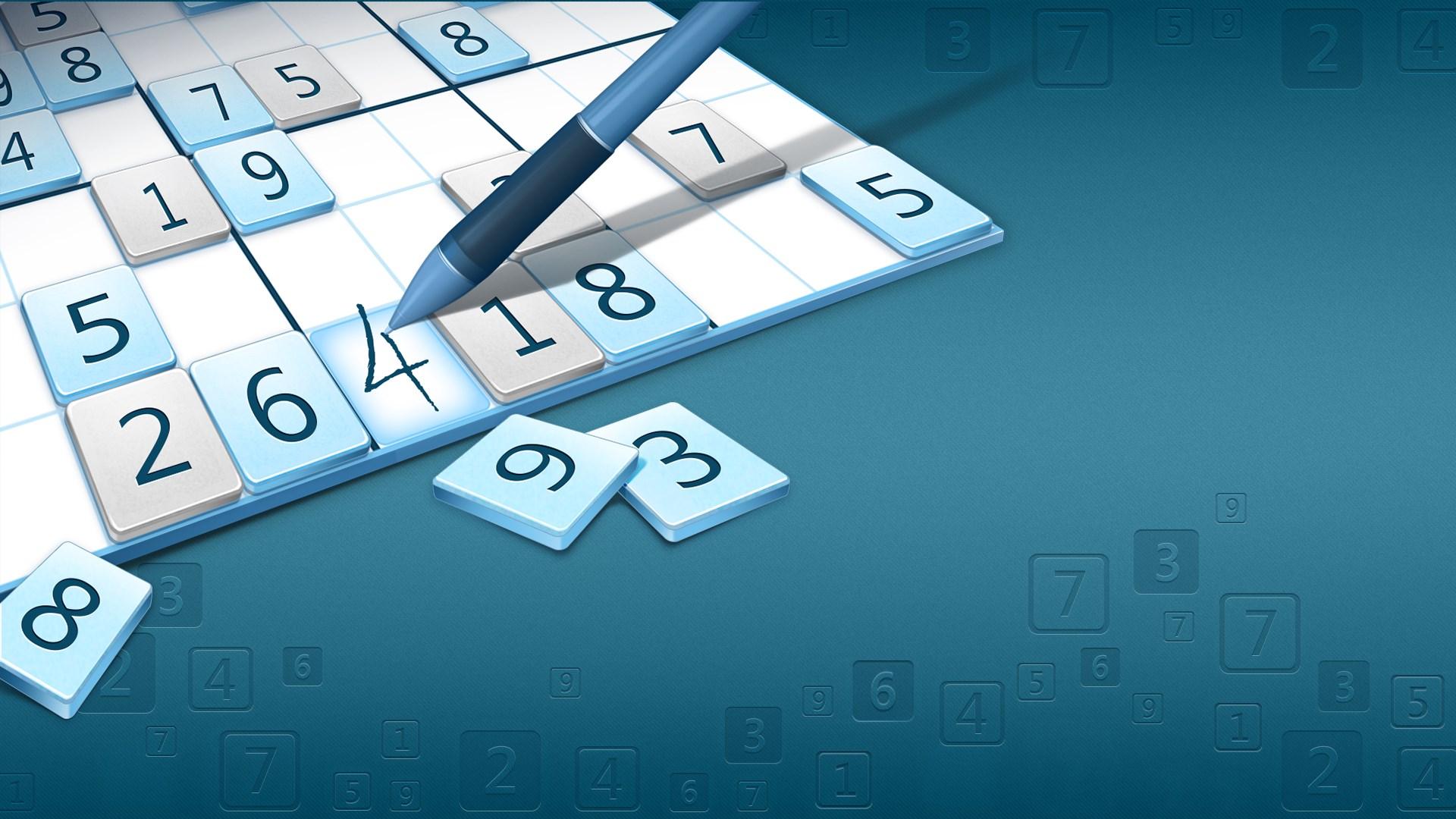 「Sudoku」外出先で数独