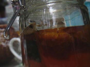 オレンジ紅茶サワー