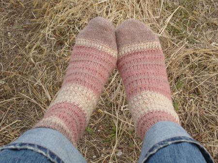 Naniboujou Socks 1