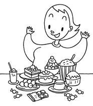 Excessive calorie・Excessive sugar