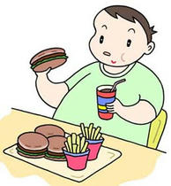 Overeating ・ Obesity ・ Body fat overweight