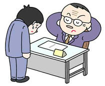 Power harassment ・ Office problem ・ Enterprise problem