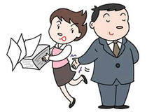 Sexual harassment ・ Annoying ・ Problem of office